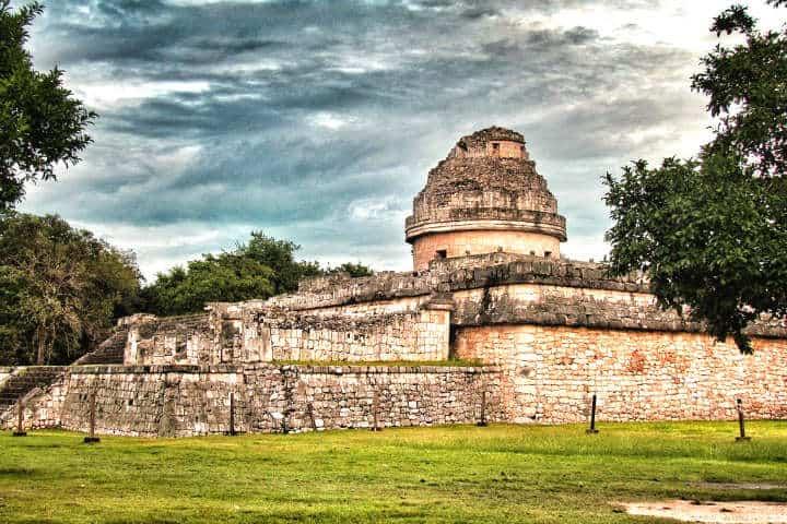 El Caracol observatorio astronómico Maya Foto Flickr