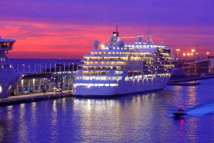 Crucero Foto El Confidencial