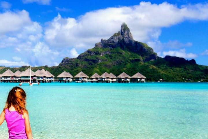 El paraíso Bora Bora Foto Easyviajar