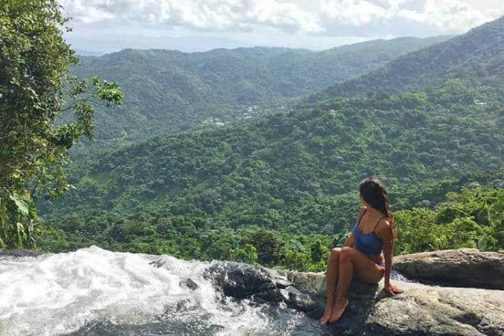 El yunque. Puerto Rico. Foto PR 6