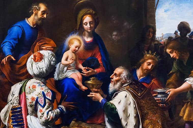 Existen diversas obras de arte en torno a la Epifanía del Señor Revista ABBA