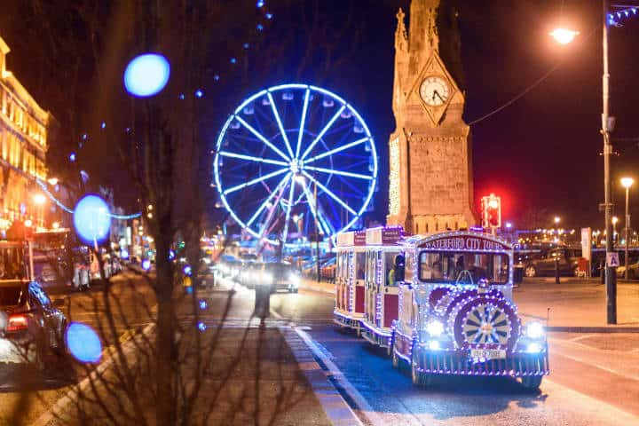 Festival Winterval.Waterfor.Irlanda.Foto.Ireland Family Vacations.2