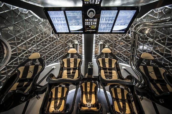 Foto SpaceX-Imagery