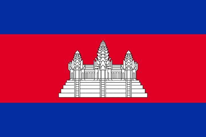 Es tal el valor de Angkor Wat que es el orgullo de una nación. Foto janeb13