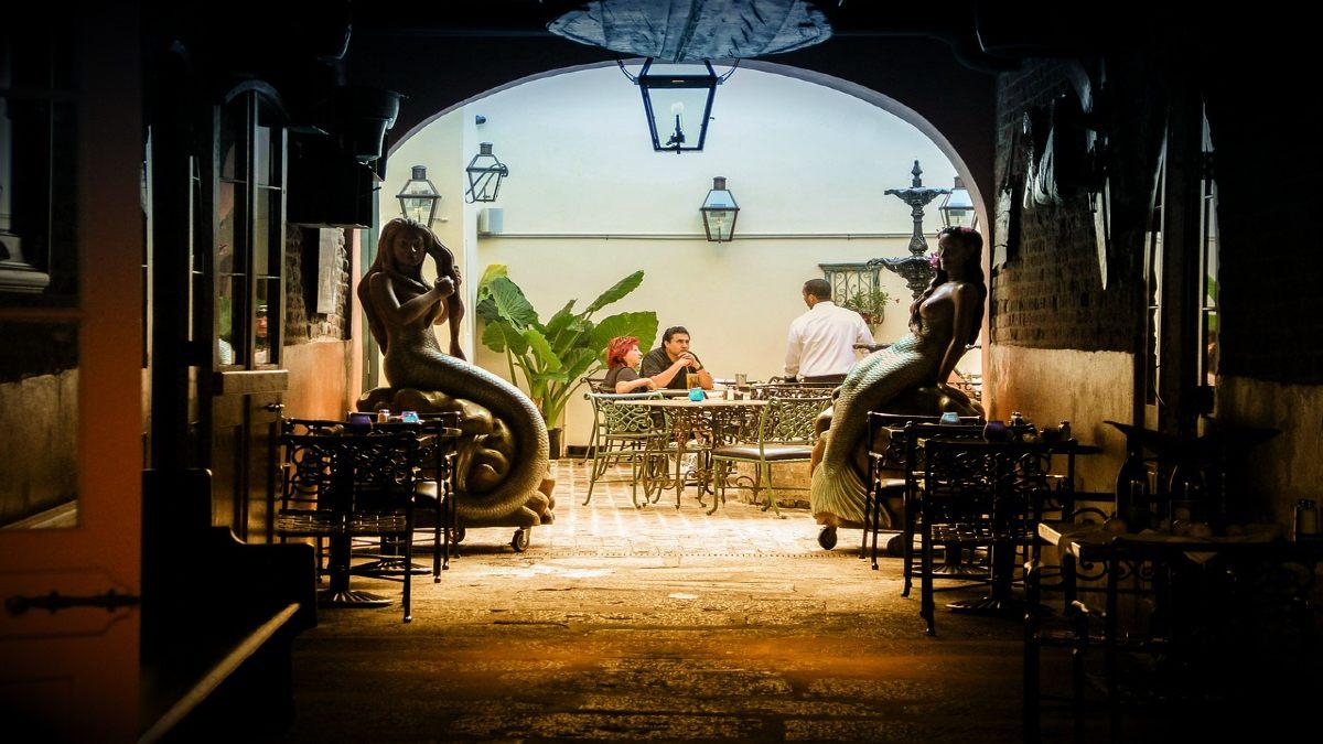 Gastronómicos de Nueva Orleans. Foto Llambrano