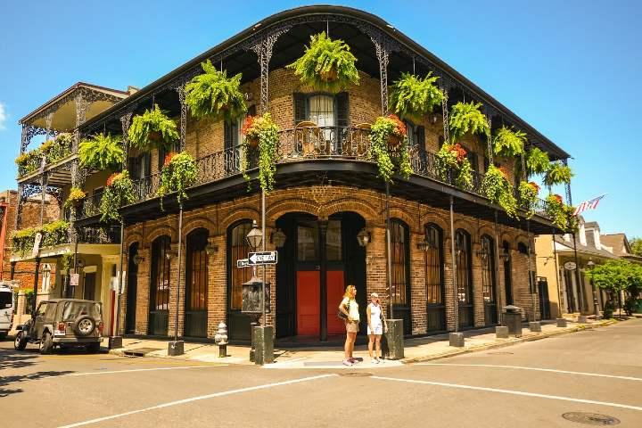 Gastronómicos de Nueva Orleans. Foto USA Reiseblogger
