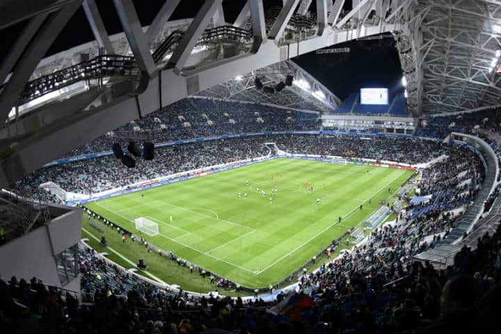 Estadio Fisht. Foto Goal.com.