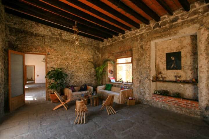 Hacienda Santa Bárbara Casa Malinche.Foto.Tips Para Tu Viaje.5