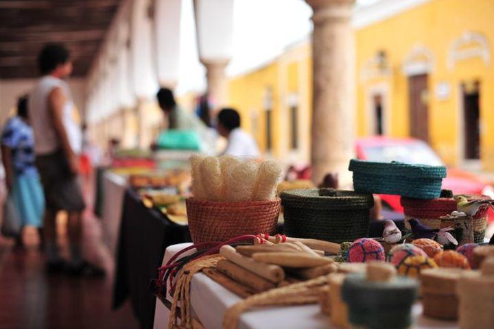 Hoteles,Tours & Excursions Foto:Pueblo Mágico Izamal en Yucatán
