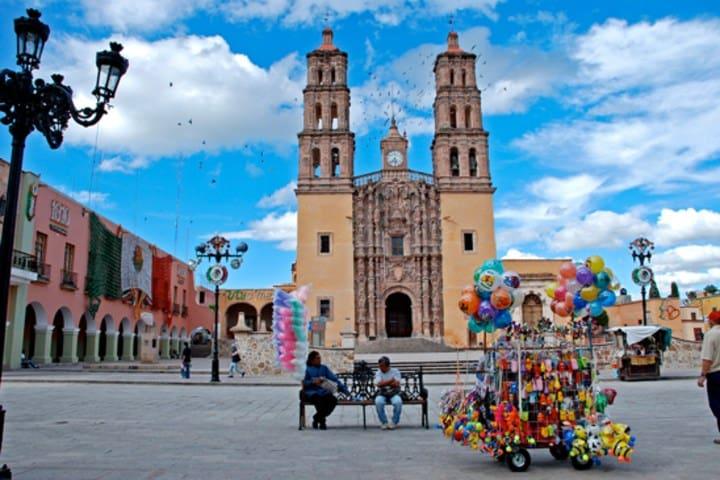 Iglesia Dolores Hidalgo. Foto SEGOB