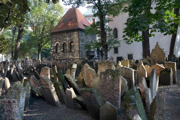 Josefov. Foto. Erasmus en Praga