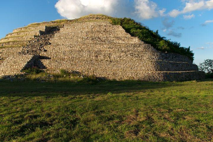 Kinich_Kakmó Foto: Pueblo Mágico Izamal en Yucatán