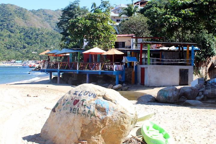 La Playita, Yelapa