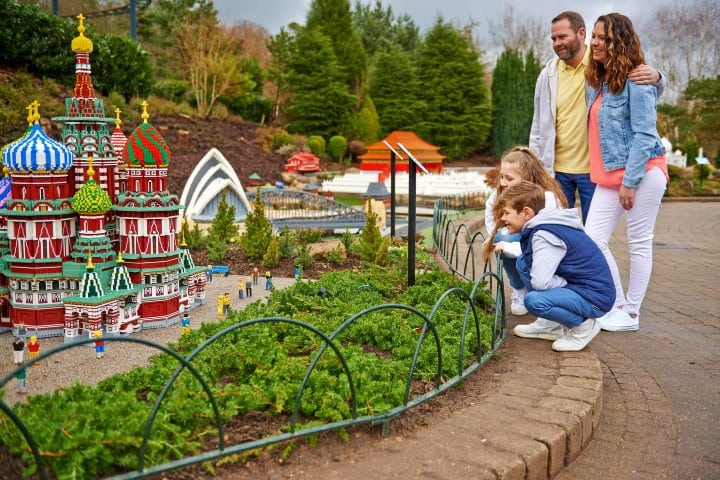 Legoland. Foto: Official LEGOLAND Windsor Legoland Resort en California