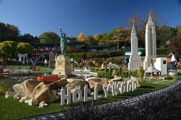 Legoland Billund Resort New York. Foto: Official LEGOLAND Windsor