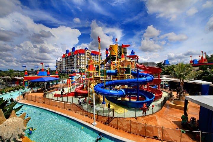 Legoland Malaysia Resort. Foto: Mohd Fazlin