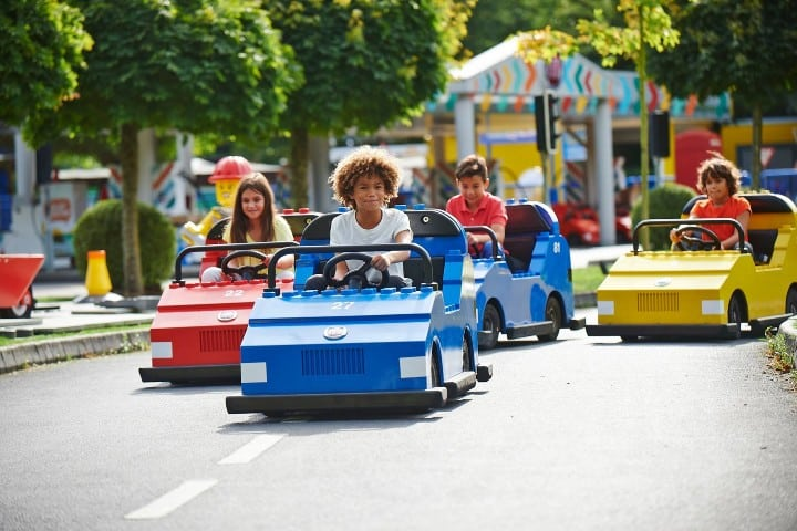 Legoland Resort California. Foto: Official LEGOLAND Windsor legoland Resort en California