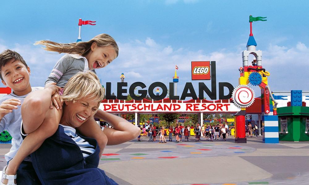 Legoland. Foto: Migros Ferien