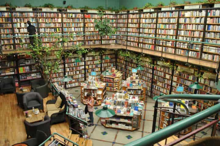 Librería El Péndulo.Foto.Hotbook.5