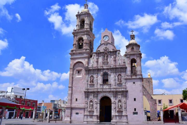 Templo de San Marcos. Foto Líder Empresarial.