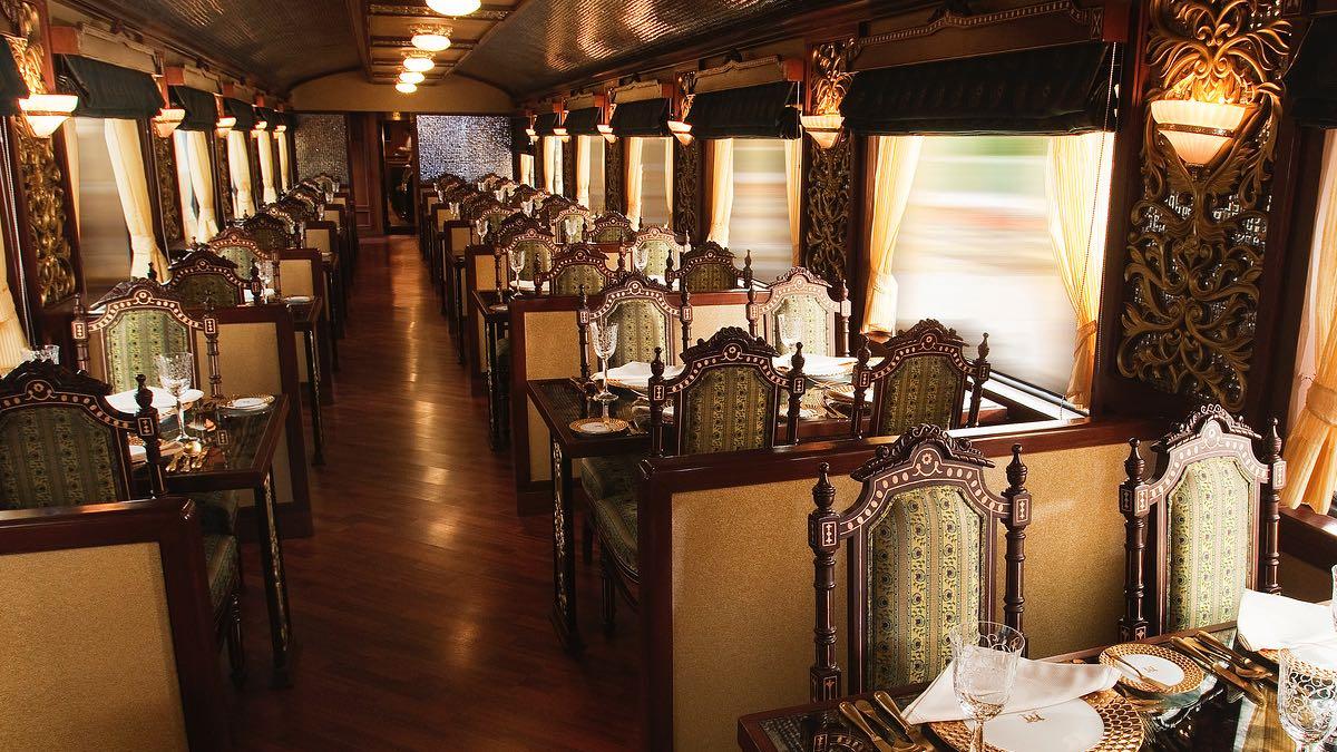 Luxury Train. Foto: Luxury Train Club