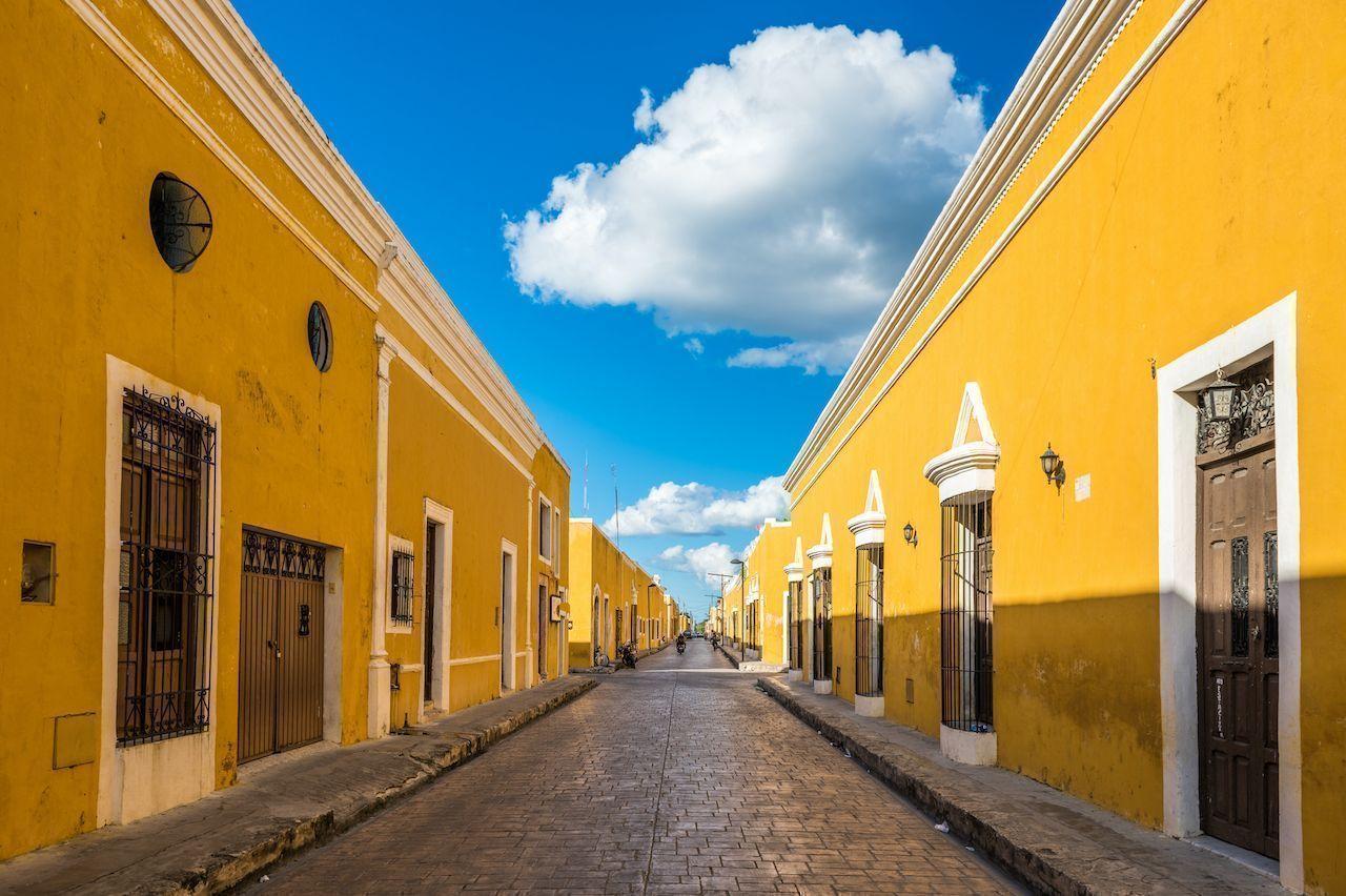 Matador Network Foto: Pueblo Mágico Izamal en Yucatán