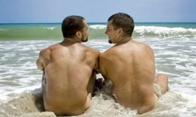 Mejores playas gay del mundo Foto Archivo.