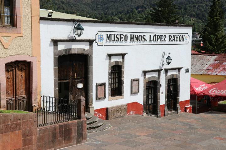 Museo Hermanos López Rayón. Foto. Wikiviajes
