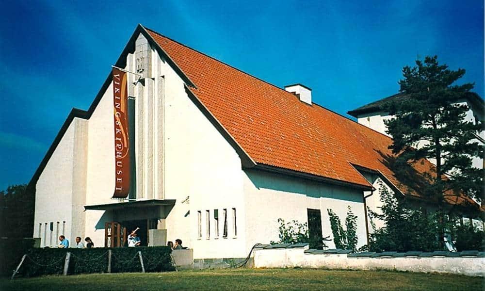 Museo Vikingo Exterior