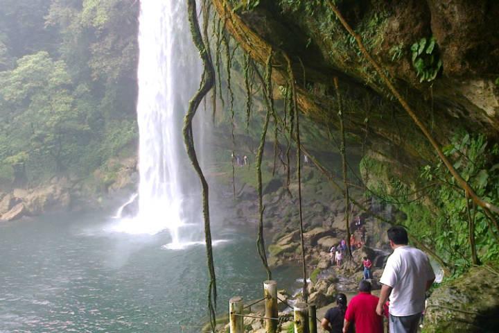 Cascada Misol-há. Foto Nichim Tours.