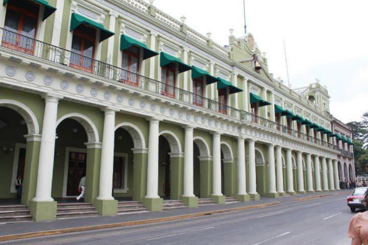 Palacio de Gobierno de Xalapa.Foto.Pinterest.8