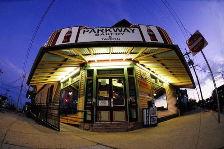 Parkway Bakery & Tavern. Foto Goop.
