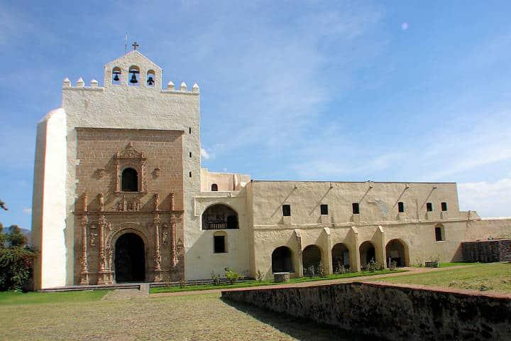 Paroquia y Ex Convento de San Agustín de Hipona en Acolman. Foto: Archivo