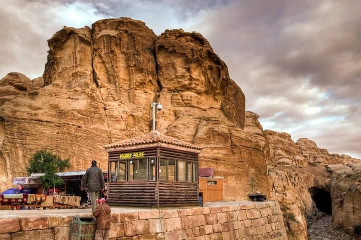 Petra ciudad