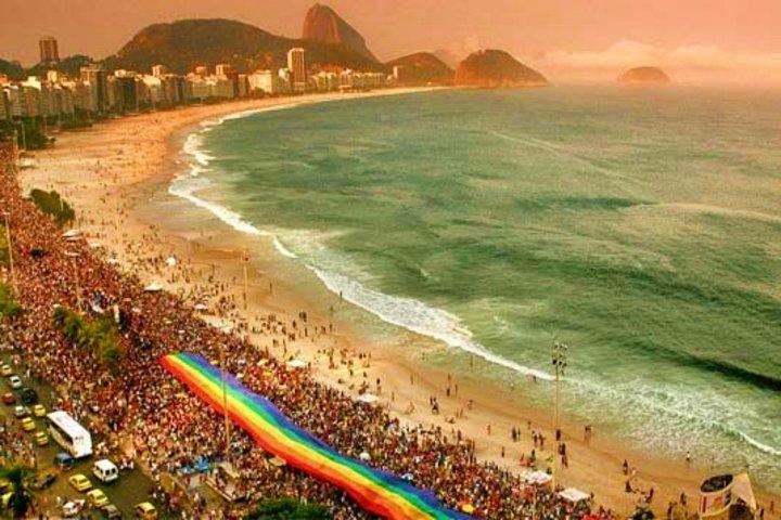 Mejores playas gay del mundo, Playa Farme de Amoedo en Ipanema. Foto Luca Nunes.