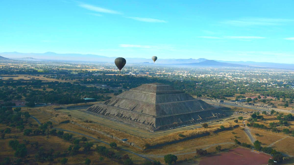 Portada. Vuelo en globo en Teotihuacán. Estado de México. Foto AleocanaMx 1
