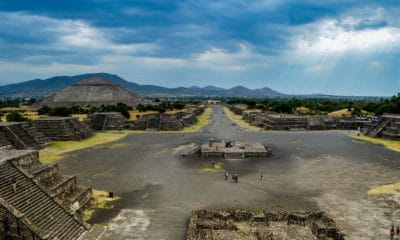 Portada. Vuelo en globo en Teotihuacán. Estado de México. Foto: Anyul Rivas