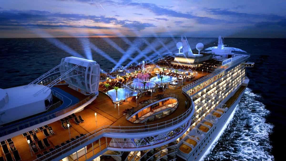 Portada.Cruceros para Congresos y Convenciones.Foto.Reporte Lobby