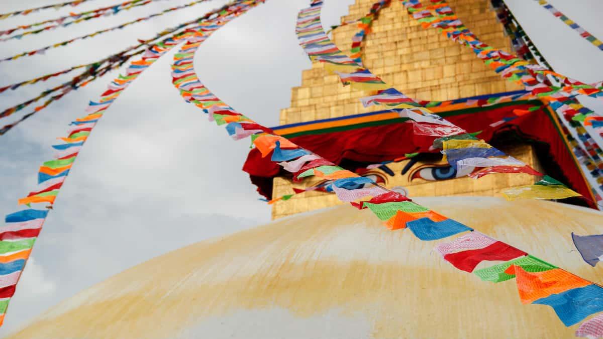 Portada.Recorrido por Boudhanath en Nepal.Foto.Manusama