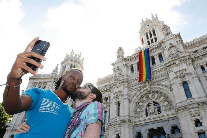 Pride en Madrid. Foto. RTVE. 2