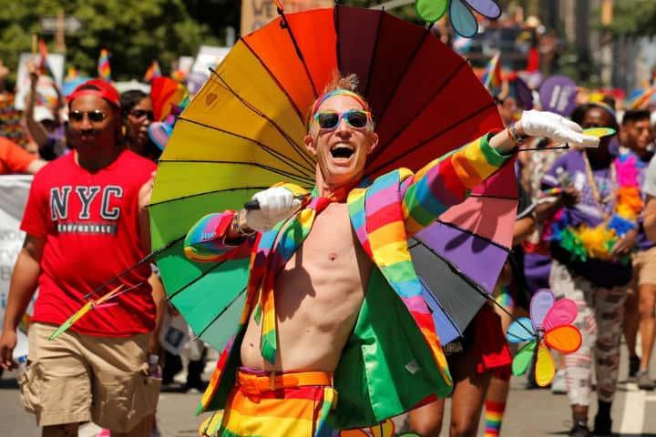 Pride en New York. Foto. New York Post. 1