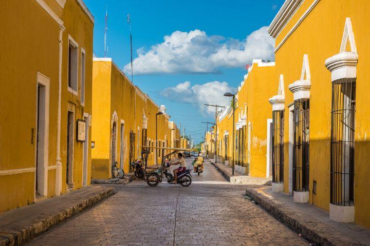 Próximo destino Foto: Pueblos magicos, Turismo cultural, Yucatan