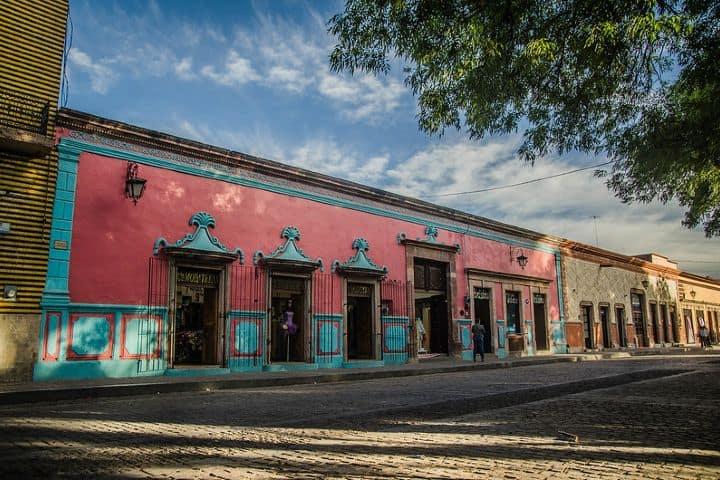 Pueblo magico de Dolores Hidalgo. Foto Oiluj Meme