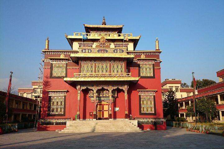 Recorrido por Boudhanath en Nepal. Foto Jonas Meister.