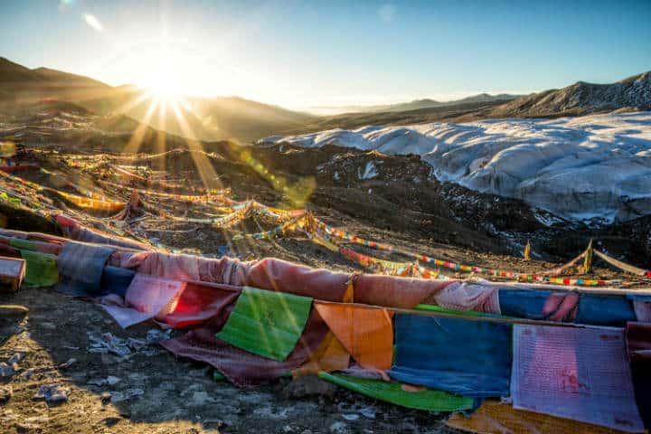Recorrido por Boudhanath en Nepal.Foto.James Wheeler.2