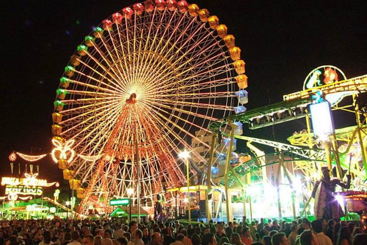 Feria de San Marcos. Foto Revista Moto.