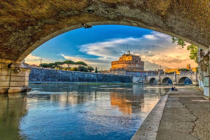 Roma. Foto Michael Kleinsasser