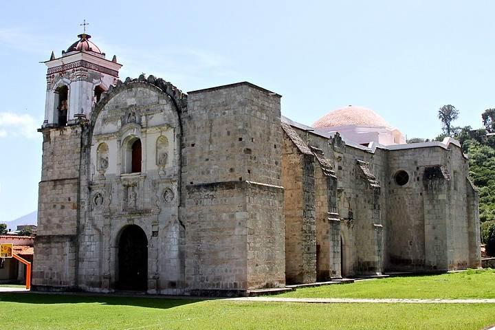Santa Catarina Lachatao