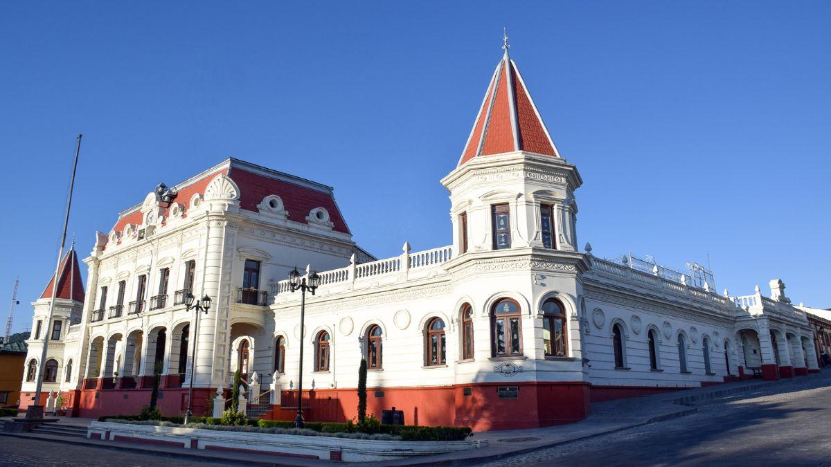 Secretaria de Cultura y Turismo Foto: Pueblo mágico el oro