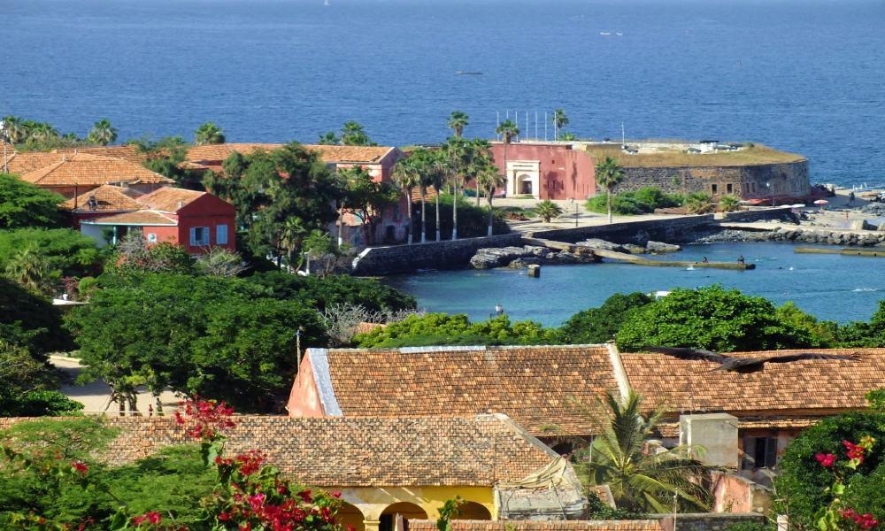 Senegal Gorée. Foto: padondenosvamos.com